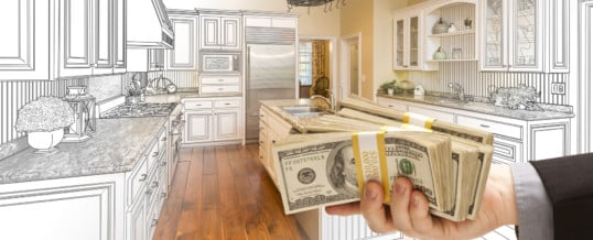 How Much Does It Cost To Remodel A Kitchen High Tech