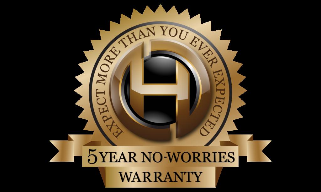 HTPB Warranty Seal