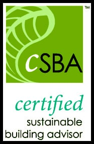 We are SBA Certified, a green remodeling company