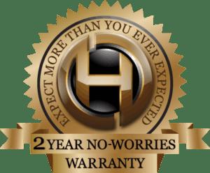 2 Year Contractor Warranty