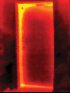 Seattle energy audit services includes thermal imaging