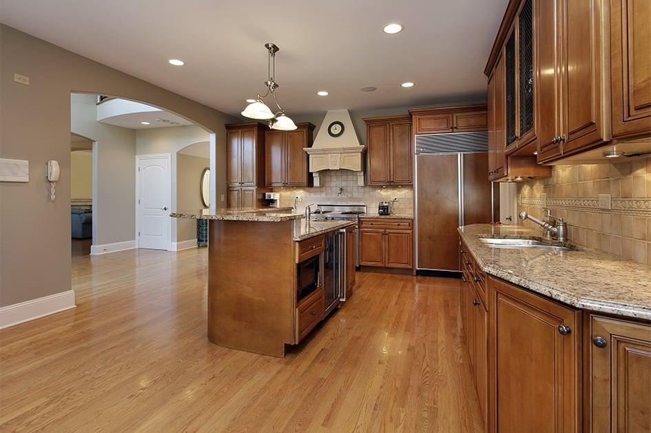 Top Home Improvements - Bellevue Kitchen Remodel