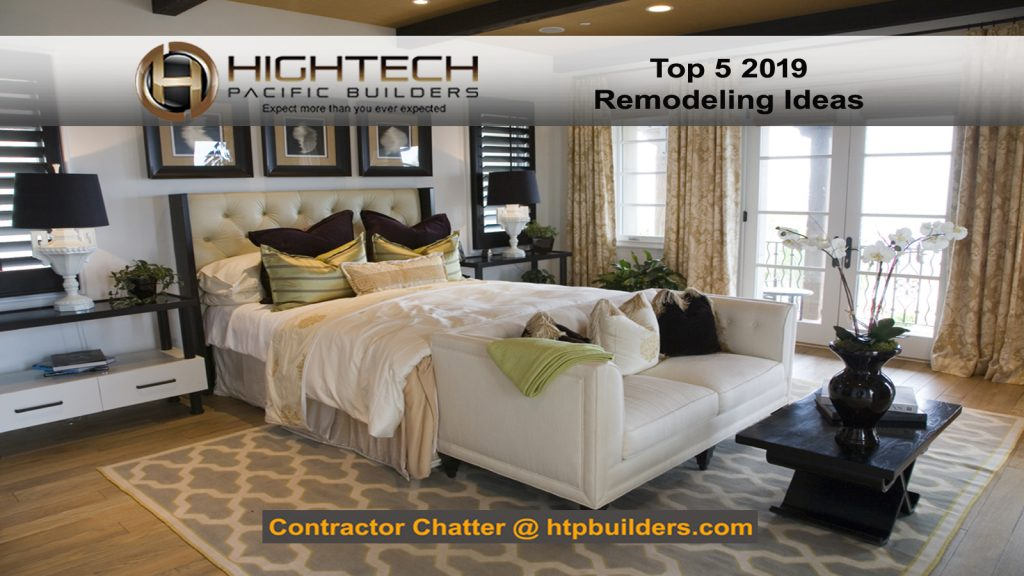 2019 Remodeling Ideas