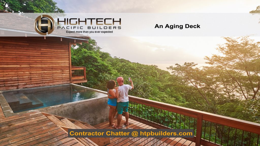 Your aging deck