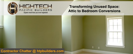 Transforming Spaces: Attic to Bedroom Conversions
