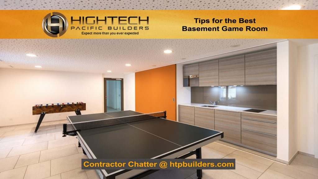 Tips for your basement remodel