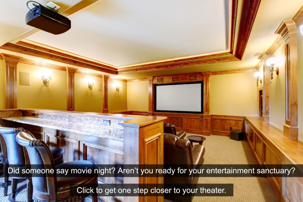 Basement movie theater Bar Home Theater Home Remodeling Ideas Czmcamorg Interior Renovations Basement Movie Theater Htpbuilderscom