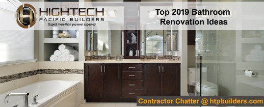 Top 2019 Bathroom Renovation Ideas