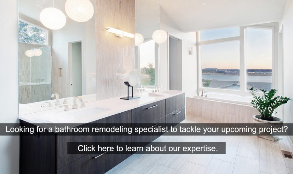 Bathroom remodeling specialists