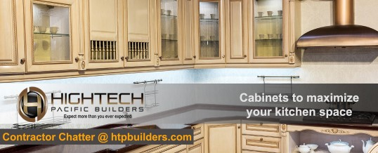Cabinets Maximize Kitchen Space
