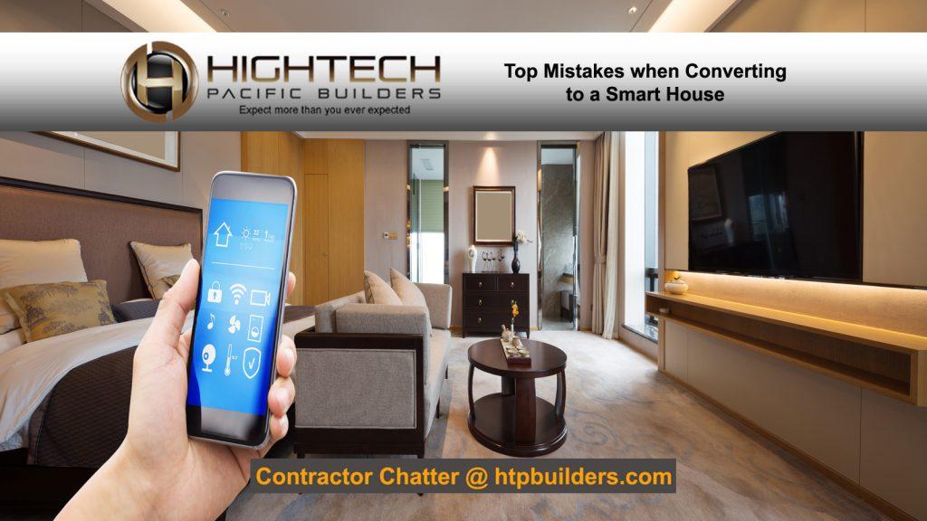 Convert to smart home