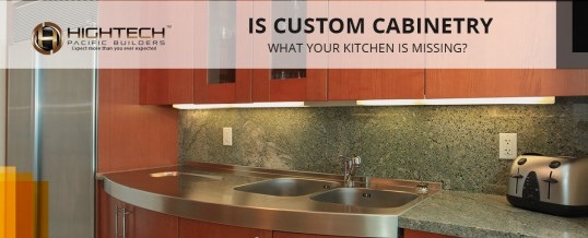 Is Custom Cabinetry What Your Kitchen Is Missing?