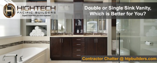 Double or Single Sink Vanity, which is Better for You?