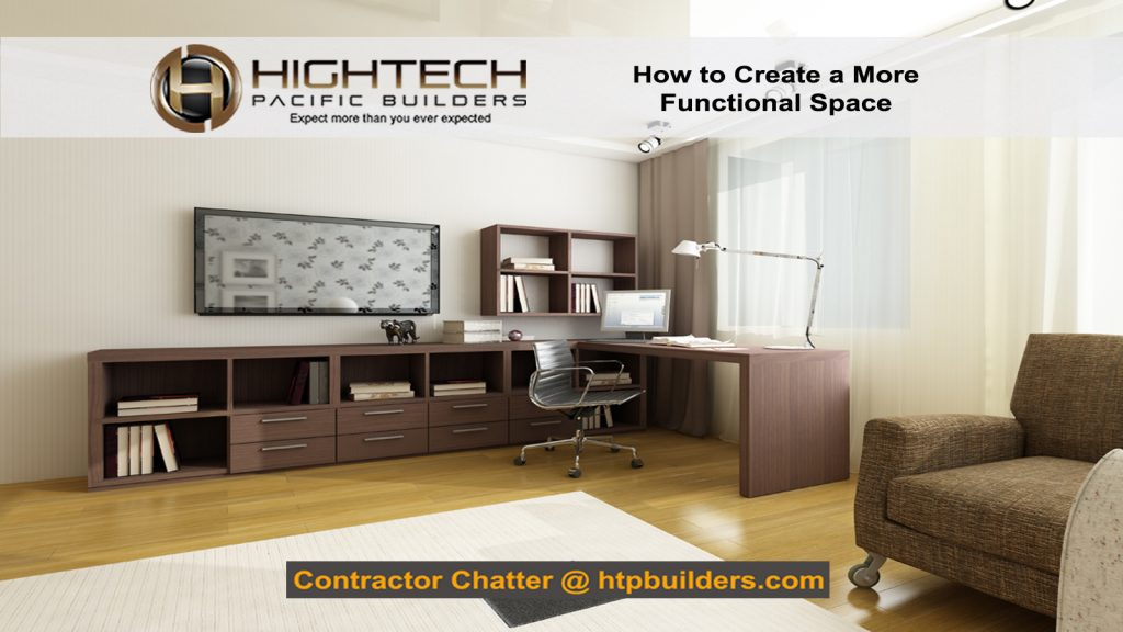 Creating a Functional Space