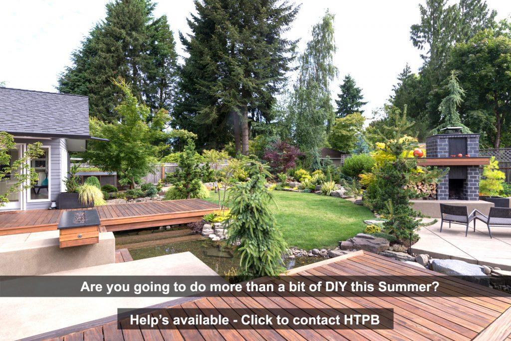 home exterior specialists HTP Builders
