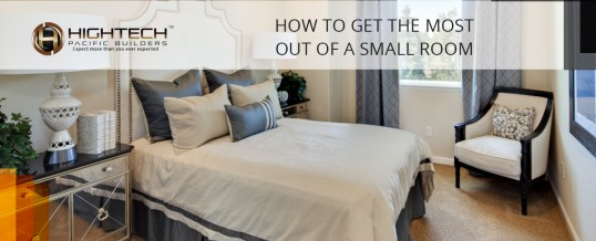 How To Get The Most Out Of A Small Room