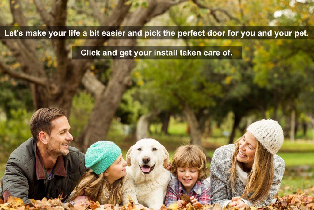 How to choose a pet door