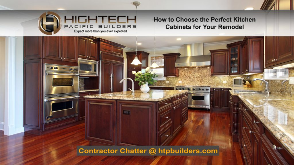 Good Perfect Kitchen Cabinets