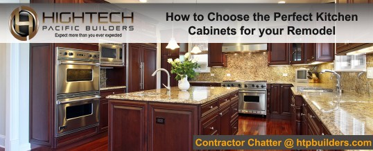 How to Choose the Perfect Kitchen Cabinets for Your Remodel