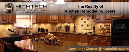 The Reality of Kitchen Remodeling Costs