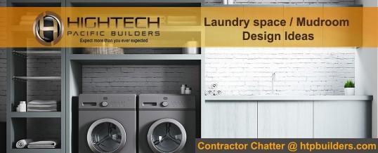 Laundry space / Mudroom Design Ideas
