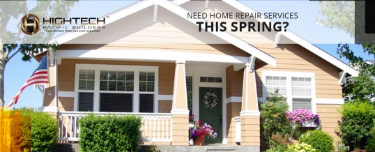 Need Home Repair Services This Spring?