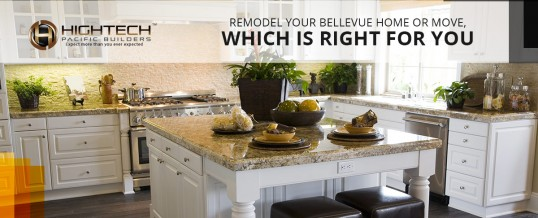 Remodel Your Bellevue Home Or Move, Which Is Right For You