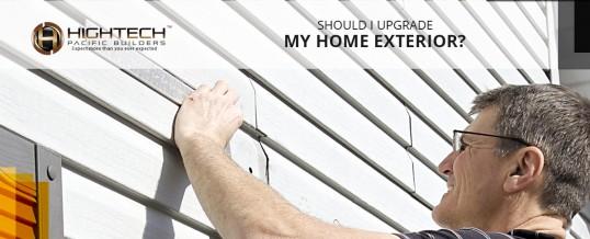 Should I Upgrade My Home Exterior?