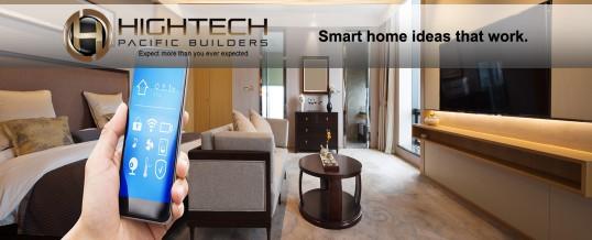 Smart home ideas that work