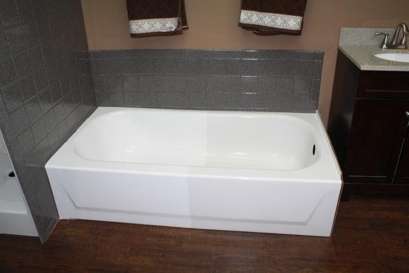 Tub and Tile Reglazing